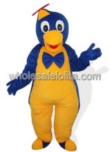 Blue Penguin Mascot Costume