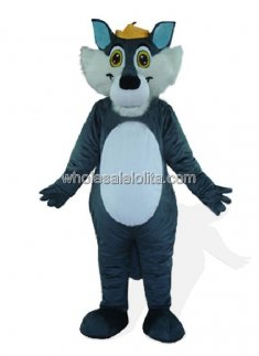 Customized Gray Wolf Costume for Sale