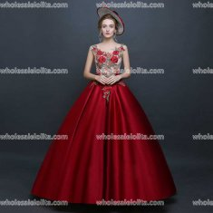 Top Sale Long Princess Party Dresses