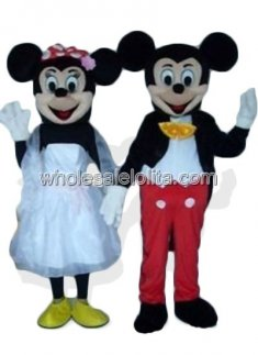 Mickey and Minnie Mouse Costumes for Male
