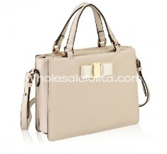 2014 New Spring/Summer Creamy White Sweet Totes Bag/Messenger Bag