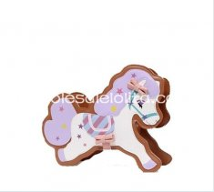 2014 New Cute Cartoon Pony Girls Mini Lolita Bag