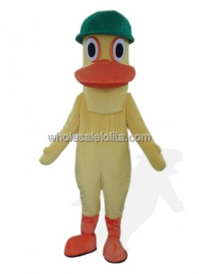 Yellow Duck Costume for Adult