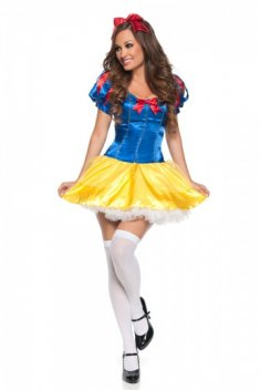 The Snow White Princess Costume