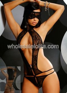 Mysterious Hot Sale Lace Sexy Teddy