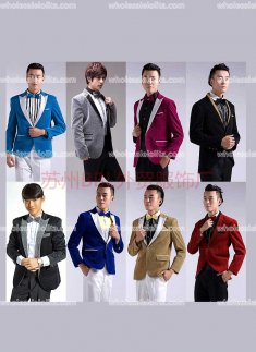 Customized Silver/Black/Burgundy/Gold/Sky Blue/RoyalBlue/Purple Mens Suits Medieval Mens Cosplay Costume