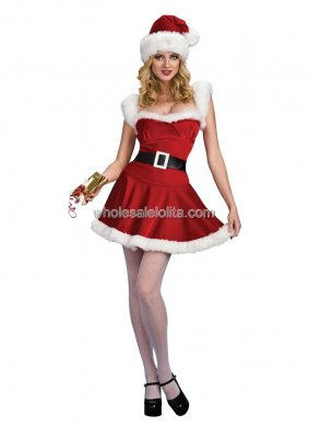 Sexy Santa Outfits for Women