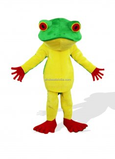Frog Lint Adult Sea Creature Costume