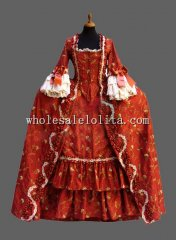 Gothic CARNIVAL OF VENICE Masquerade Costume Theatrical Costume