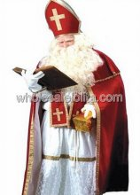 Traditional Santa Pop Costume for Sale