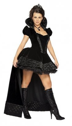 Once Upon a Time Evil Queen Adult Coctume