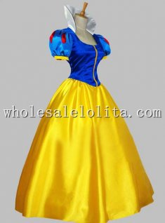 Princess Snow White Adult Disney Cosplay Costume Stage Costume
