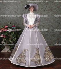 New Arrival Rococo Baroque Marie Antoinette Ball Gown Dress 18th Century Renaissance Historical Period Dress For Women