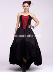 Fashion and Elegant Punk Lolita Dress