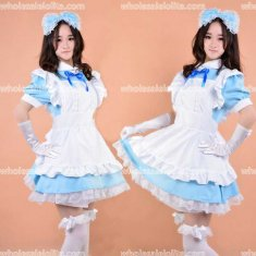 Alice Maid Put Lolita Party Stage Costume