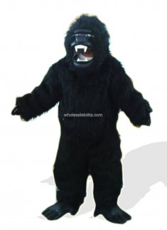 Adult King Kong Mascot Costume