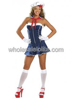 Sexy Navy Costume for Women