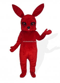 Red Bunny Costume Under 200