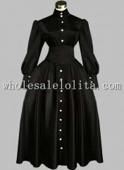 19th Century Victorian Maid / Housekeeper Cosplay Costume