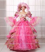 18th Century Rococo Style Marie Antoinette Inspired Prom Dress Wedding Ball Gown/Elegant Dresses