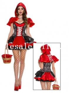 Halloween Costume Little Red Riding Hood Costume