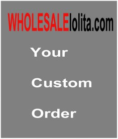 Your Custom Order 13 dresses Include ship