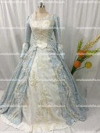 18th Century Marie Antoinette Victorian Dress Party Dresses