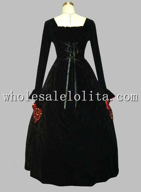 Thai silk black cocktail dress