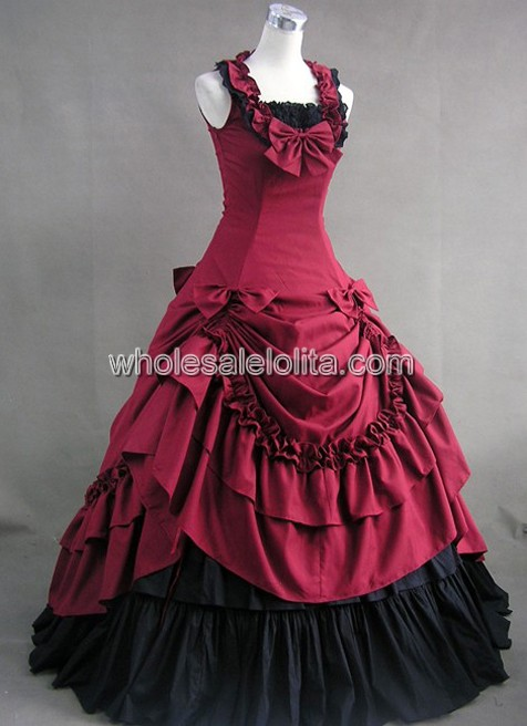Victorian Period Prom Dress | Southern Belle Gown Reenactment ...