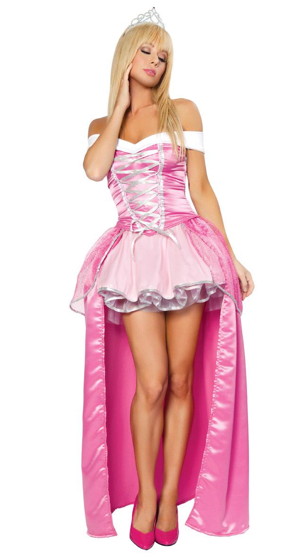 Fantasy bride sexy costume