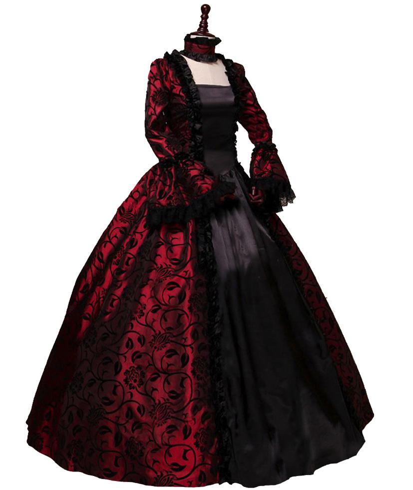 Victorian Dress Gothic Dress Victorian Gothic Dress Ggothic
